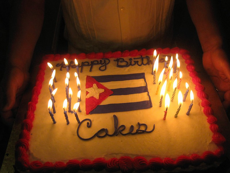 Cuban Themed Party Cakes Likes A Party