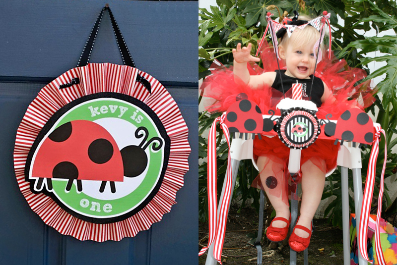 1st Birthday Party Ladybug Picnic Theme Posted On March 29 2011 By Annika This