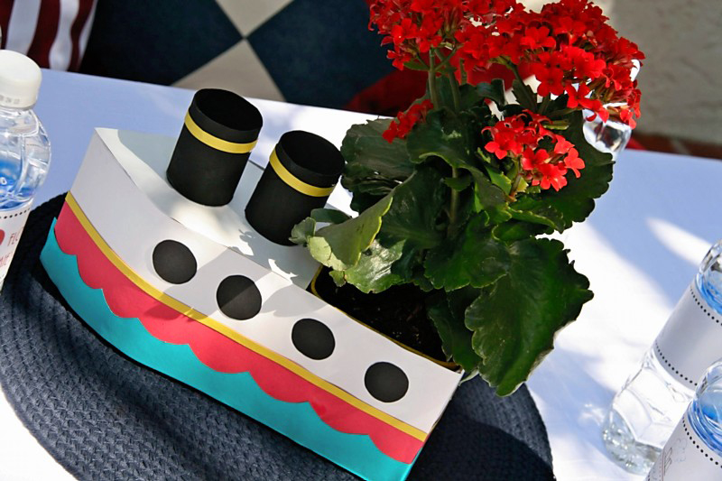 Love Boat Theme Party Cakes Likes A Party - Cruise ship theme party