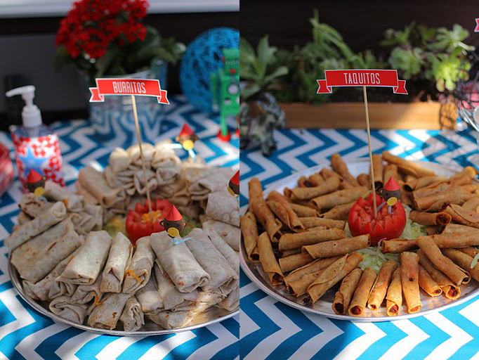 Mexican Themed Dinner Party Ideas Part - 24: Their ...