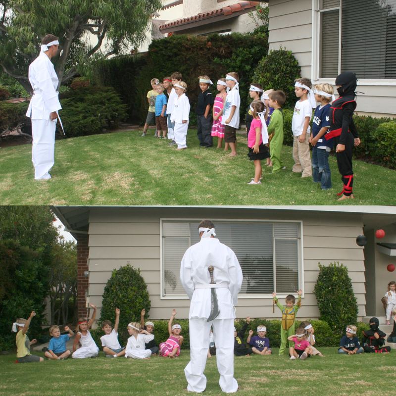 Backyard Party Line Dance : Dance+Party+Theme+Birthday+Party Boy?s Birthday Party  KungFu