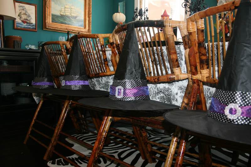 Halloween Party A Bewitching 60th Birthday