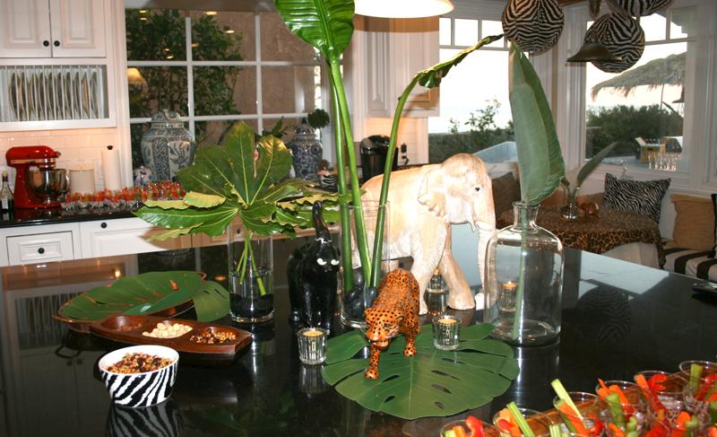 Engagement Party Wild Safari Theme Cakes Likes A Party